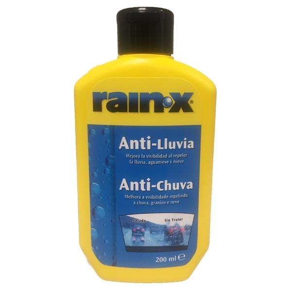 Repelente de Lluvia RAIN-X 200ml