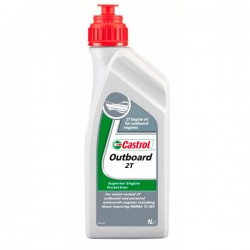 Castrol Outboard 2T 1Ltr