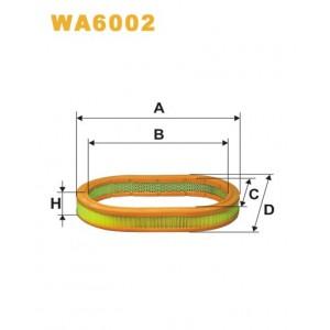 FILTRO DE AIRE WA6002