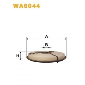 FILTRO DE AIRE WA6044