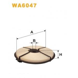 FILTRO DE AIRE WA6047