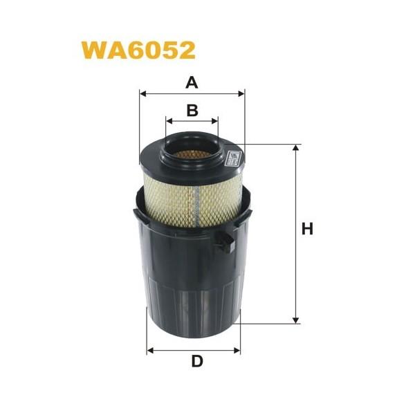 FILTRO DE AIRE WA6052