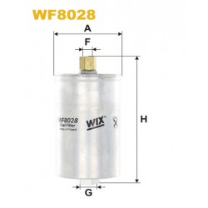 FILTRO WIX DE COMBUSTIBLE WF8028