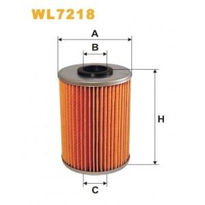 Filtro aceite Wix WL7218