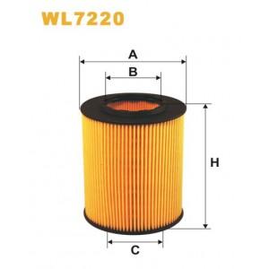 Filtro aceite Wix WL7220