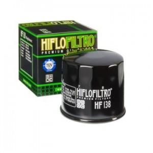 FILTRO ACEITE MOTO HF138