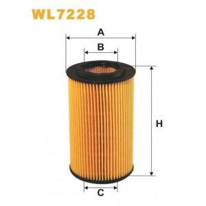 Filtro aceite Wix WL7228