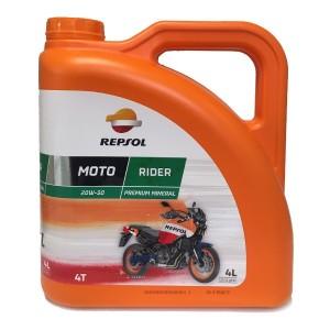 Repsol Moto Rider 4t 20w50 4L