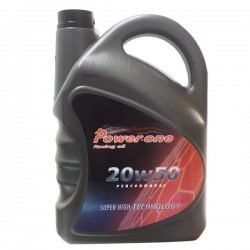Aceite coche 20w50 Power-One 5Ltrs