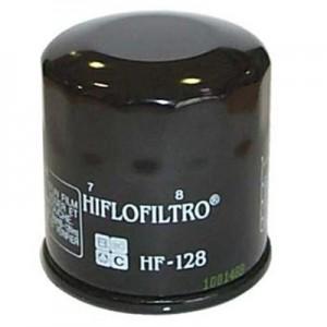 FILTRO ACEITE MOTO HF128