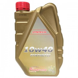 Aceite coche Power-One Synt 10w40 1Ltr