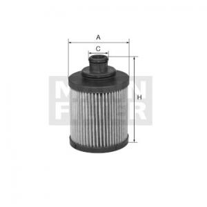 Filtro Aceite MANN HU7030Z