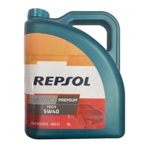 Repsol Premium Tech C3 5w40 5L