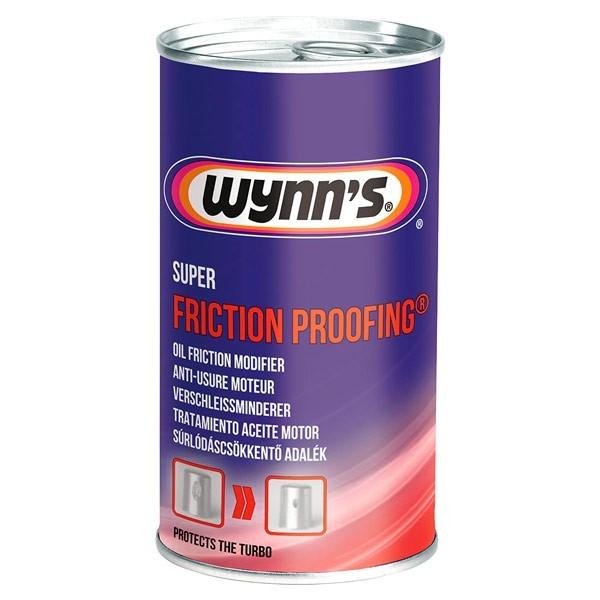 Wynns antidesgaste motor