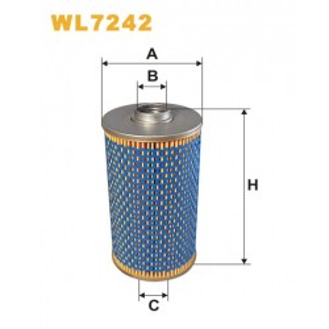 Filtro aceite Wix WL7242