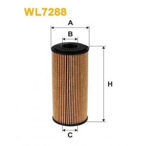 Filtro aceite Wix WL7288