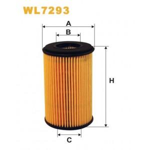 Filtro aceite Wix WL7293