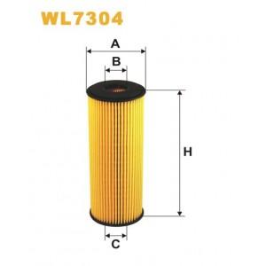 Filtro aceite Wix WL7304