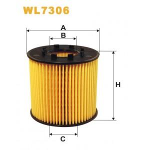 Filtro aceite Wix WL7306