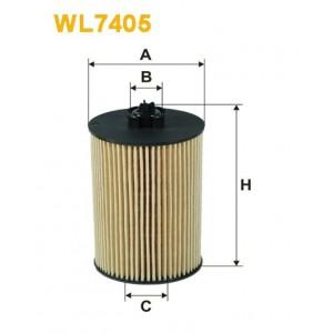 Filtro aceite Wix WL7405