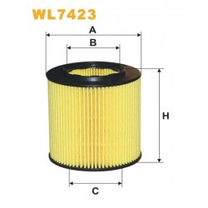 Filtro aceite Wix WL7423