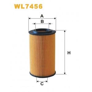 Filtro aceite Wix WL7456