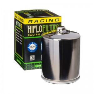 FILTRO DE ACEITE MOTO (CROMADO RACING) HF170CRC