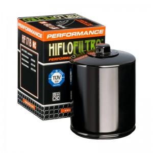 FILTRO DE ACEITE MOTO (NEGRO RACING) HF171BRC
