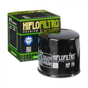 FILTRO ACEITE MOTO HF191