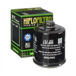 FILTRO ACEITE MOTO HF197