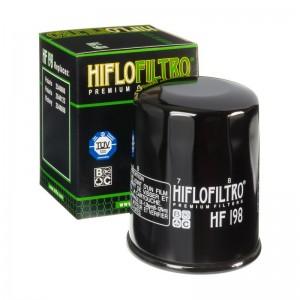 FILTRO ACEITE MOTO HF198