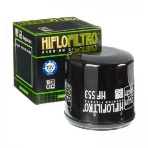 FILTRO ACEITE MOTO HF553