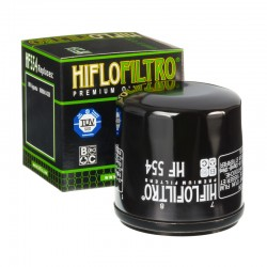 FILTRO ACEITE MOTO HF554