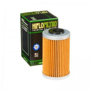 FILTRO ACEITE MOTO HF655