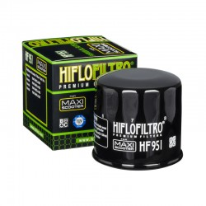 FILTRO ACEITE MOTO HF951