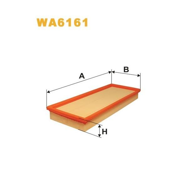 FILTRO DE AIRE WA6161