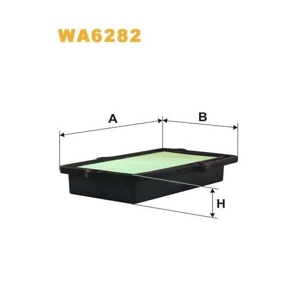 FILTRO DE AIRE WA6282