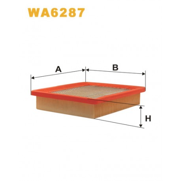 FILTRO DE AIRE WA6287