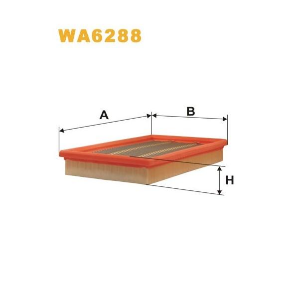 FILTRO DE AIRE WA6288