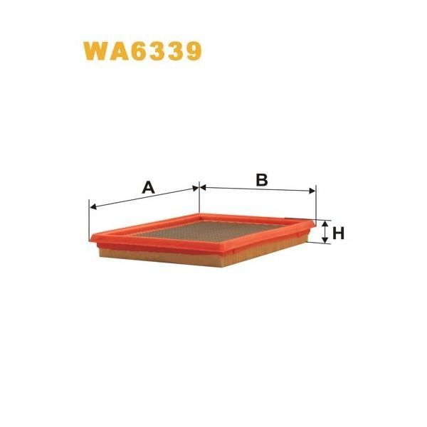 FILTRO DE AIRE WA6301