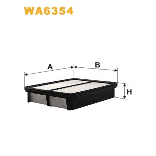FILTRO DE AIRE WA6354