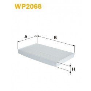 FILTRO WIX DE HABITACULO WP2068