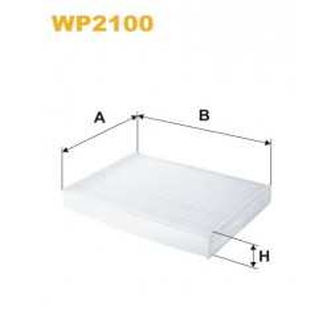FILTRO WIX DE HABITÁCULO WP2100