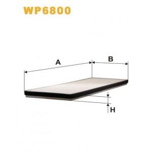 FILTRO WIX DE HABITACULO WP6800