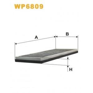 FILTRO WIX DE HABITACULO CON CARBON ACTIVO WP6809