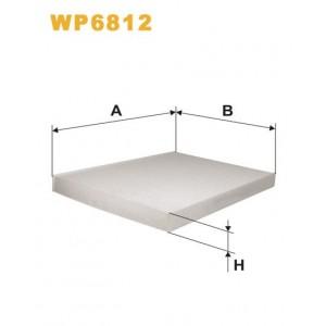 FILTRO WIX DE HABITÁCULO WP6812