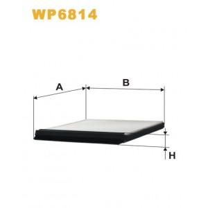FILTRO WIX DE HABITÁCULO WP6814