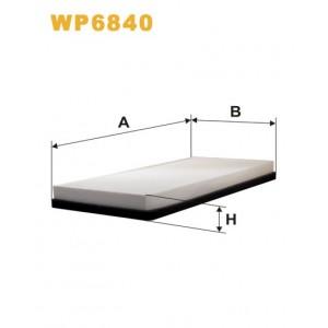 FILTRO WIX DE HABITACULO WP6840