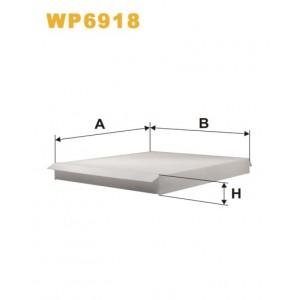 FILTRO WIX DE HABITACULO WP6918