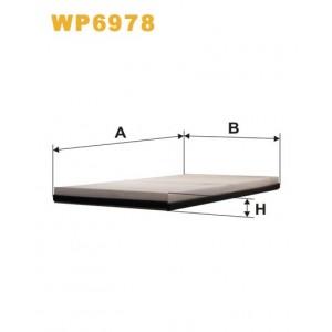 FILTRO WIX DE HABITACULO WP6978